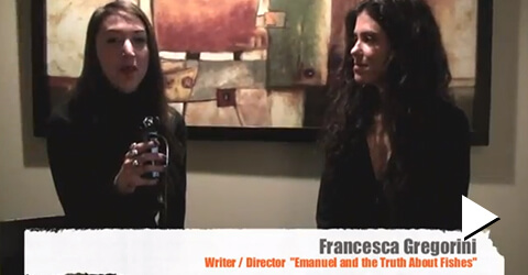 Sundance Interview with Francesca Gregorini